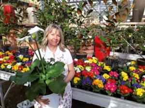 Boutique florale et cadeau jardin Eric Ballet