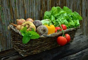 Légumes à consommer Eric Ballet